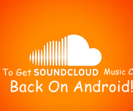 SoundCloud מוסיקה