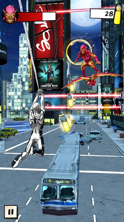 MARVEL Spider-Man Unlimited Apk