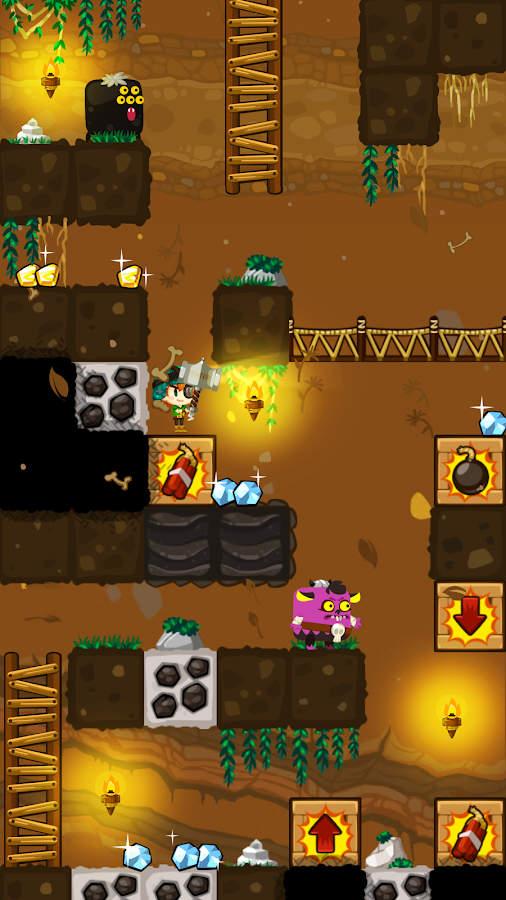Pocket Mine 3 Mod Apk