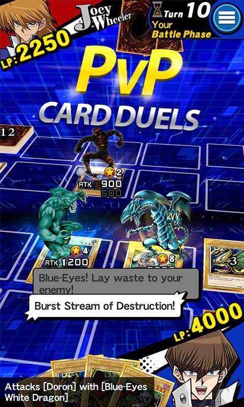 yugioh duel links mod apk