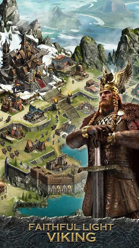 clash of kings modded apk