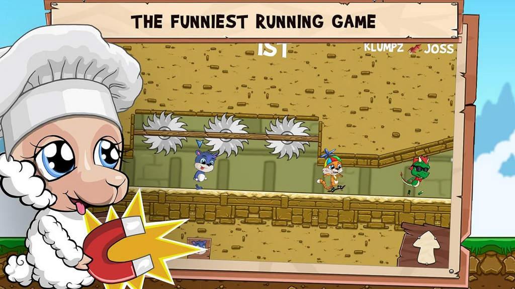 Fun Run 2 Apk Mod