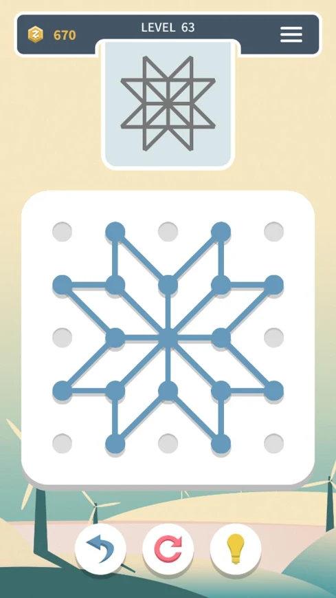 Weave the Line Mod Apk