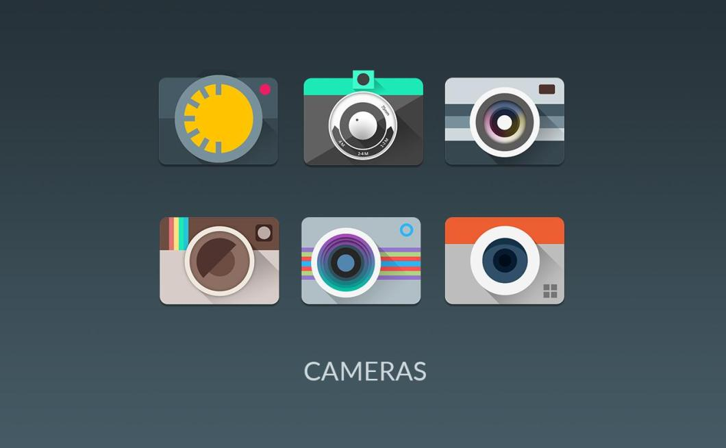 MATERIALISTIK ICON PACK