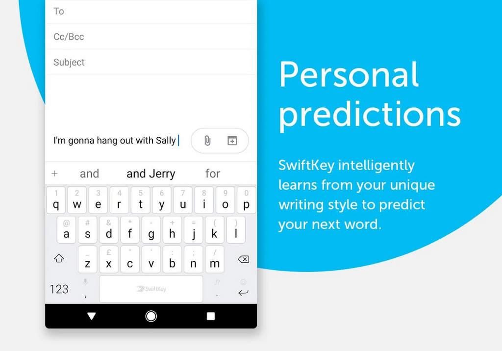 SwiftKey Keyboard Pro