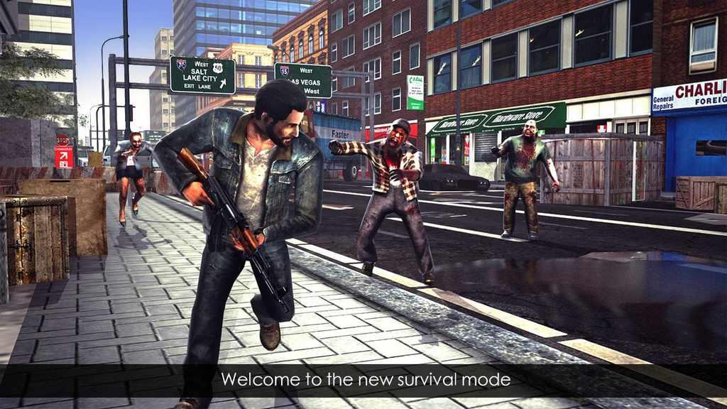 Death Invasion Survival Mod Apk