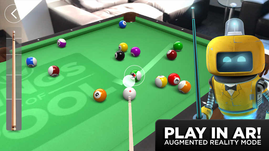 Kings of Pool - Online 8 Ball Mod Apk