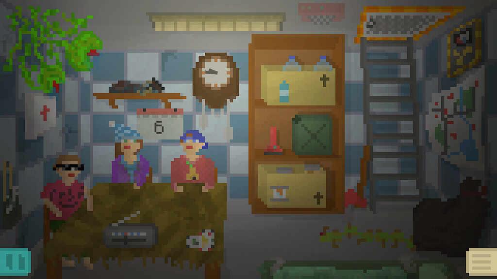 Alive In Shelter +18 DLC Apk