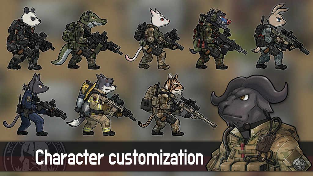 BAD 2 BAD: EXTINCTION Mod Apk