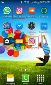 Parallel Space تطبيق لفتح اكثر من حساب فيسبوك او واتساب 8