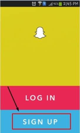 برنامج snapchat 2017 للاندرويد