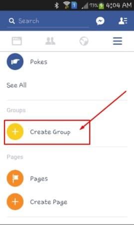 كيفية إنشاء مجموعة علي الفيس بوك Facebook Group