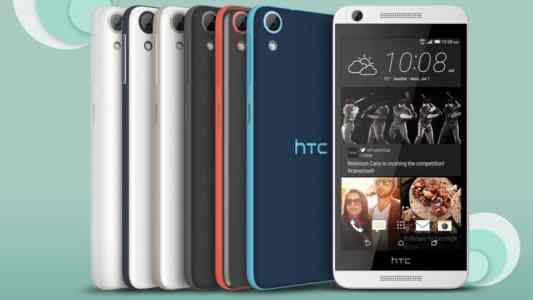 هواتف HTC التي ستحصل على تحديث اندرويد نوجا