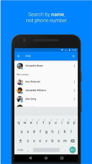 تحميل Facebook Messenger 2017