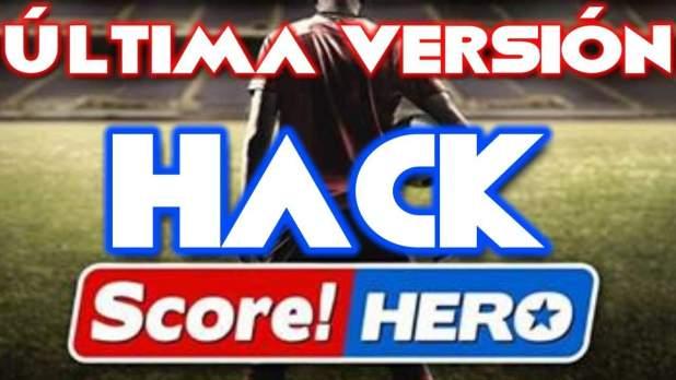 حميل لعبة سكور هيرو 2017 Score Hero النسخة المهكرة