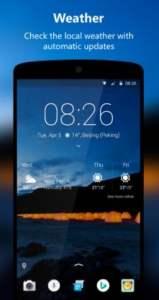 تعرف علي هذا التطبيق الرائع لحماية هاتفك من مايكروسوفت لهواتف الاندرويد Next-Lock-Screen-2017