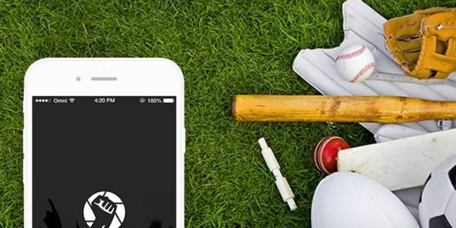 Snaports أفضل تطبيق لمتابعة جميع الأحداث الرياضية المختلفة من خلال هاتفك