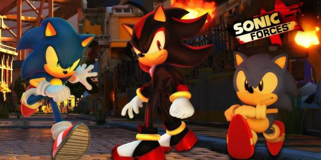 لا تفوتك هذه اللعبة الجديدة Sonic Forces لهذا الأسبوع لهاتفك الاندرويد
