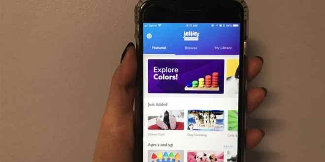 شرح وتحميل تطبيق Jellies لمنع المحتوي الغير مناسب للأطفال من عرضه علي اليوتيوب