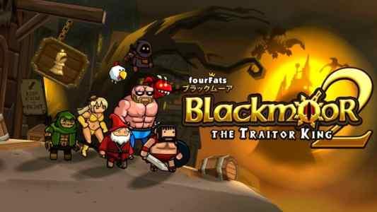 لعبة الاندرويد Blackmoor 2 The Traitor King