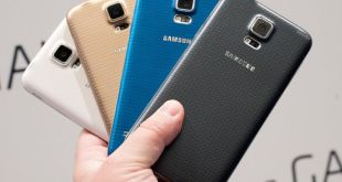 Galaxy S5 Colors