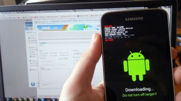 install-Samsung-Firmware-Update-using-Odin