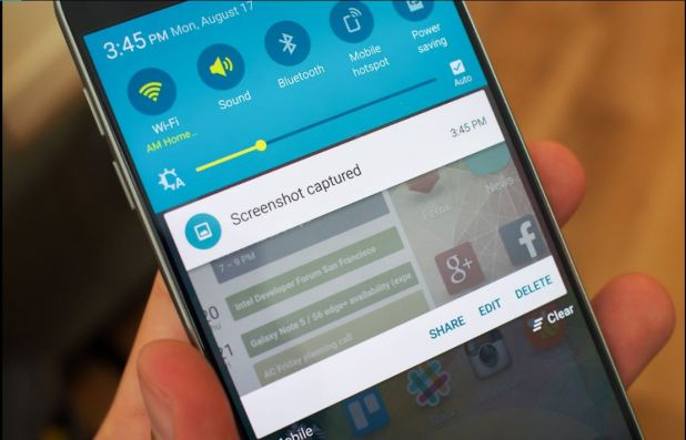 Come fare uno screenshot su Android