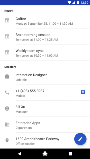 Google Contacts update-2