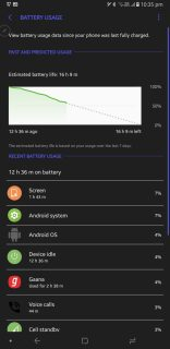 Galaxy Note 9 Battery Life