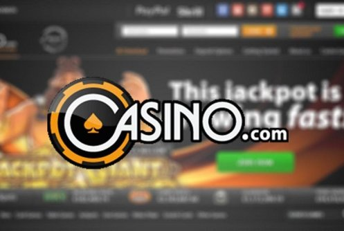 casino.com mobile app for Android