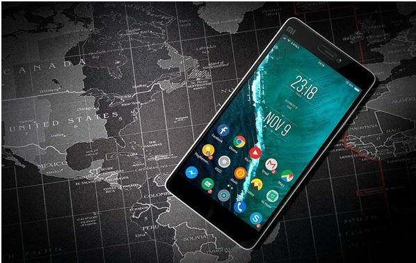 A MI Android device