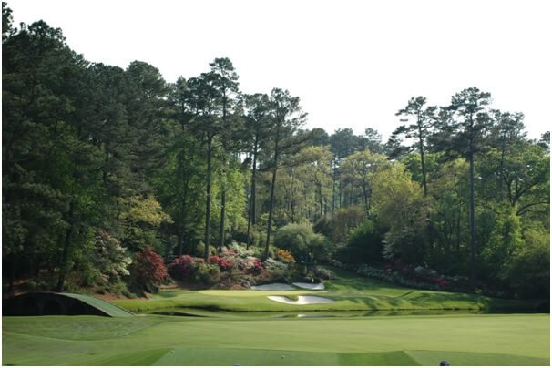 US Masters 2019 event