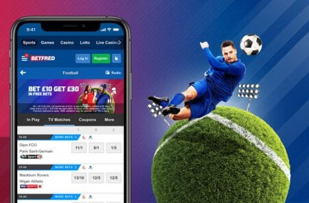 Betfred app for mobile