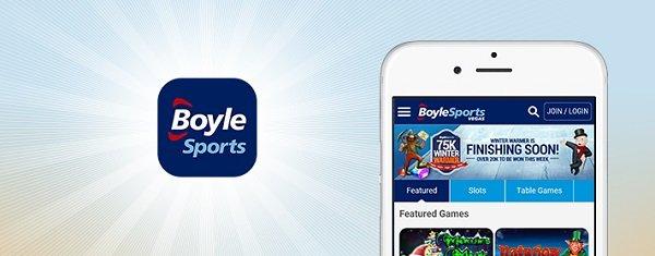 Boylesports mobile guide