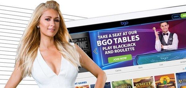 Paris Hilton - bgo player