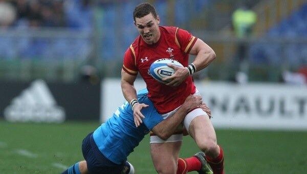 Wales 13 shirt