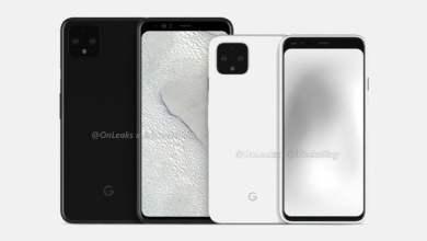 Photo of Black and White: Das Google Pixel 4 wieder auf neuen Live-Fotos zu sehen