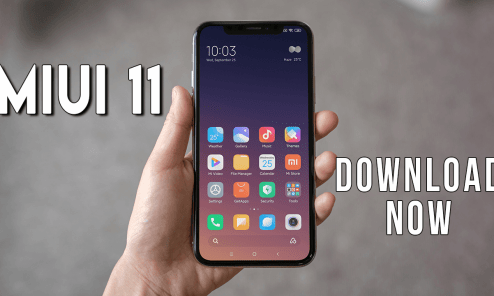 Android 10 for Xiaomi Mi 8