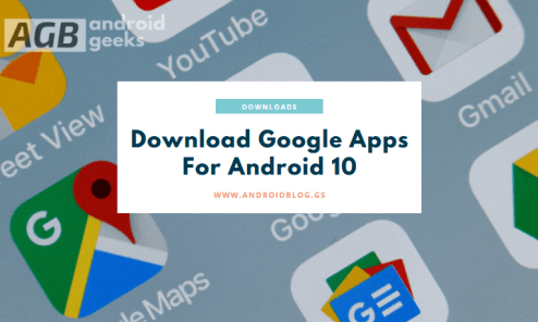 Download Gapps (Google Apps) for Android