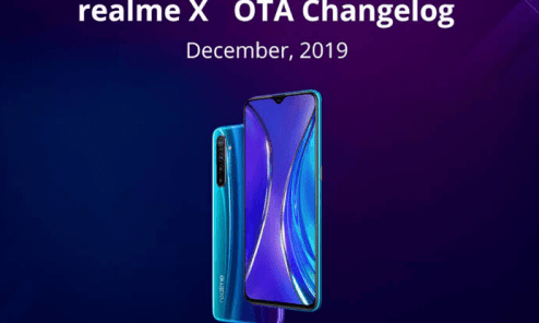 December 2019 security patch for Realme