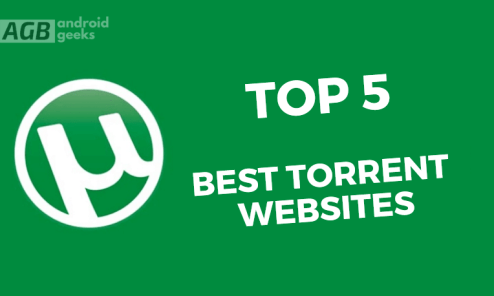 Top 5 Best Torrents sites