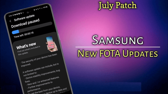 July 2020 security patch