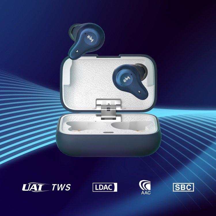 HiBy WH2 TWS LDAC