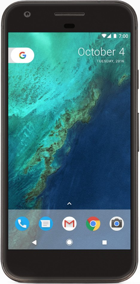 pixel-specs-front-review Google Pixel + Pixel XL review Android