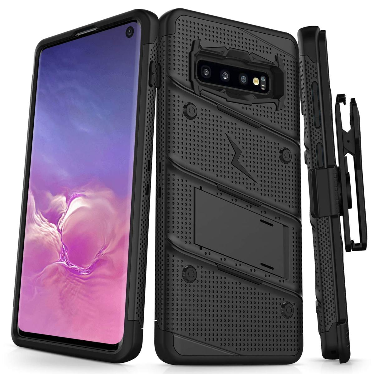 These are the best heavy-duty cases for the Samsung Galaxy S10