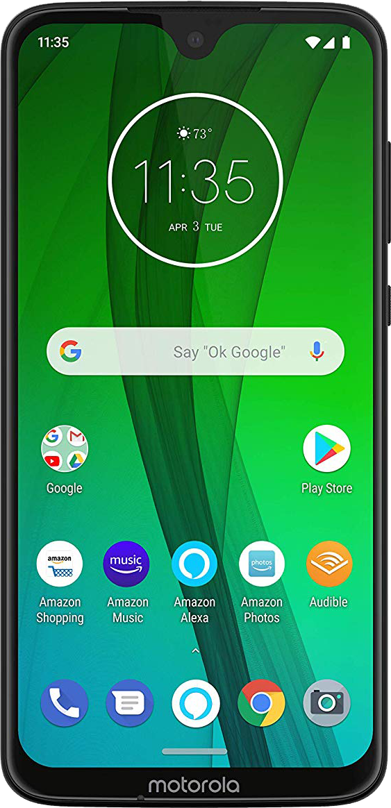 How do the Nokia 6.2 and the Moto G7 stack up against each different?