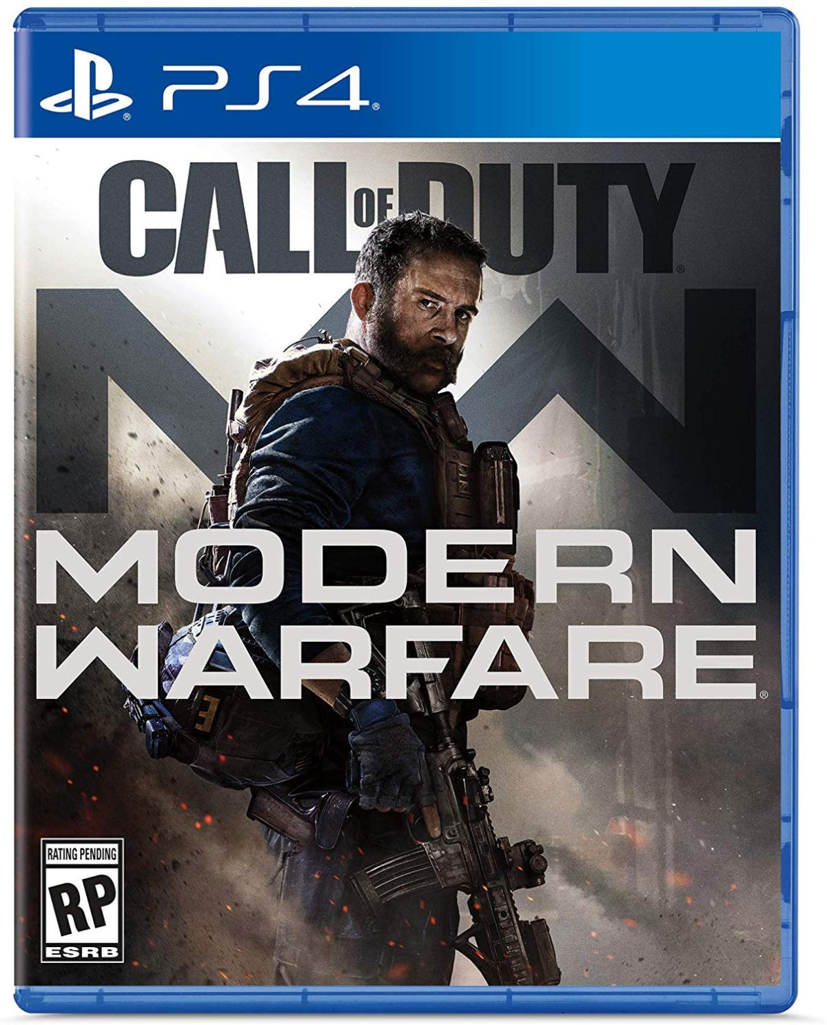 Pre-order Modern Warfare and get Captain Price in Black Ops 4