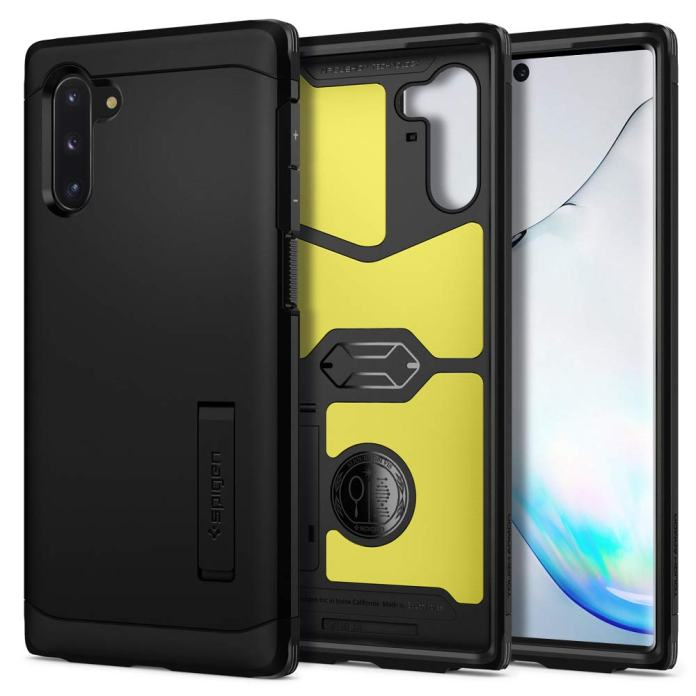A heavy-duty case for your Note 10 can help with a drop tragedy
