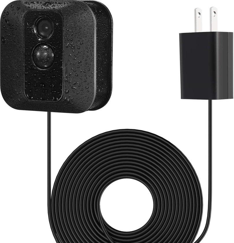 BBTO power adapter for Blink XT
