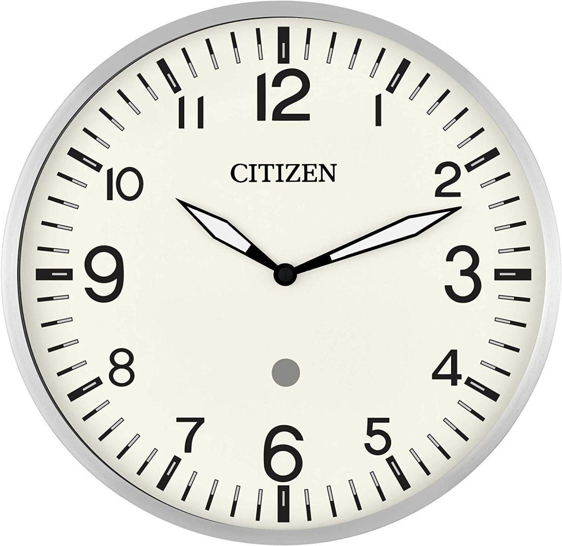 Amazon Echo Wall Clock Citizen Edition
